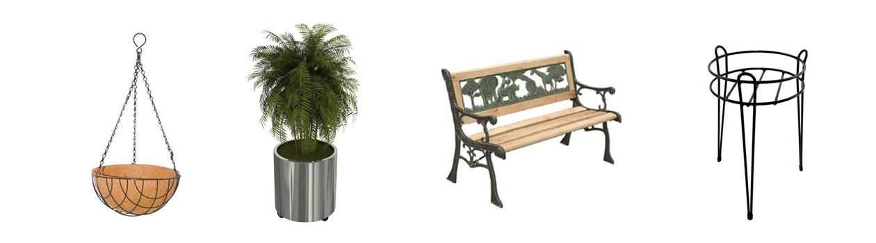 Garden Decoratives